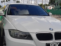 BMW 3-Series, 2011, PDK