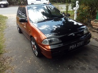Suzuki Swift, 1994, PBA