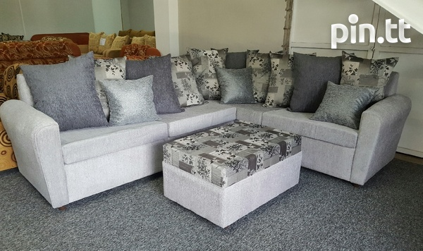 Living Room Sectional-1