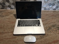 Mac Book Pro with FREE Magic Mouse
