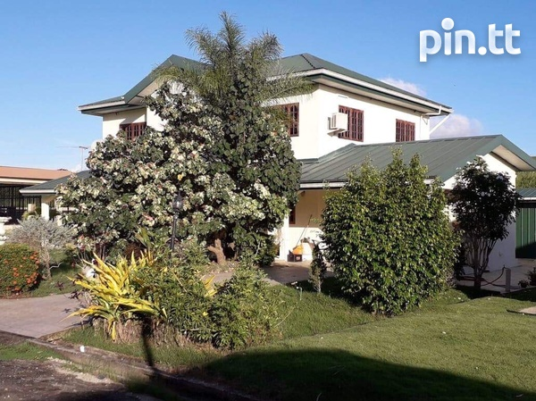 House with 4 bedrooms Savonetta Gardens Point Lisas-1