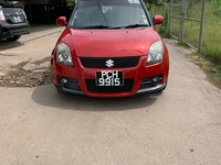 Suzuki Swift, 2007, PCH