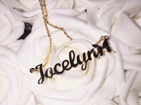 Custom made necklaces