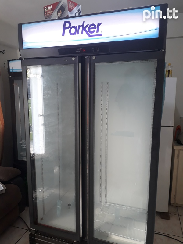 Brand new Parker non frost chillers-1