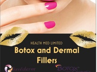 Botox and dermal fillers- message for more info