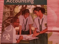 CAPE Accounting Study Guide Unit 1