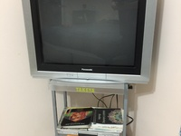 TV box with DVD and Stand