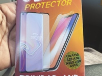 Tempered screen protector