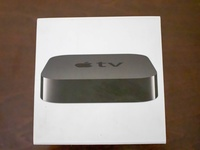 Apple TV, comes in box