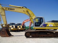 New and used Excavator Parts available