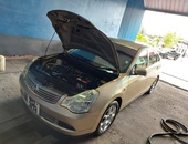 Nissan Sylphy, 2012, pcl