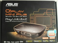 Asus Oplay Mini Plus WIFI/HDD Smart TV set up box 10/10