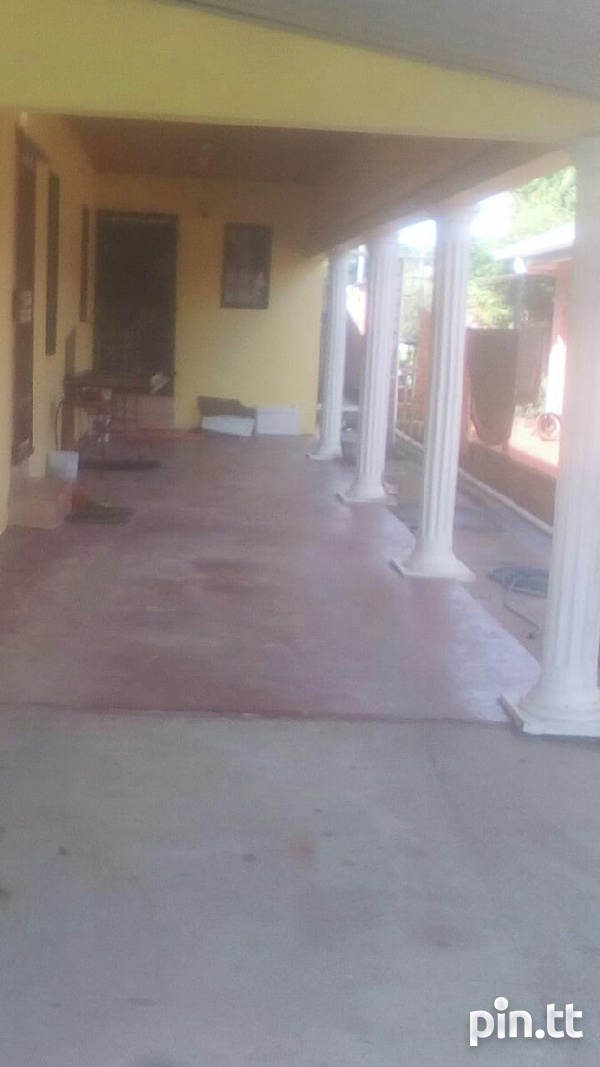 Cunupia Home with 4 bedrooms-3