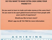 Make Extra money with HFX