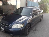 Honda Civic, 2000, PBB
