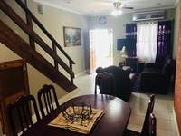 Fully Furnished Maraval house with 2 bedrooms