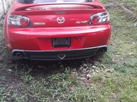 Mazda RX8, 2009, unregistered