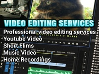 Video Editing / Motion Graphics