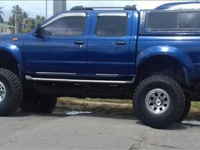 Nissan Frontier, 2002, TBM