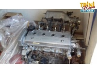 5A AE100 Engine head and Block