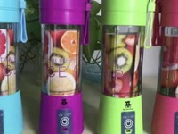 Portable Rechargeable 6 Blade Smoothie Blender