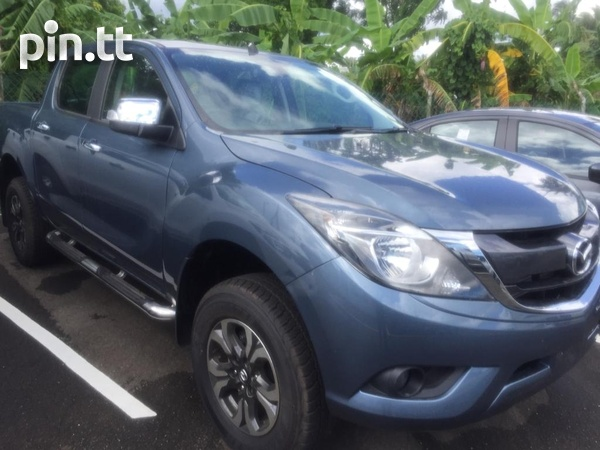 Mazda BT-50 Pickup For Lease