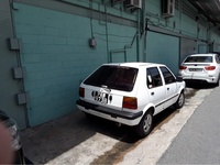 Nissan March, 1986, PAW