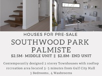 Luxurious Lifestyle In Palmiste with 3 Bedroom Townhouse