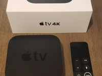 Apple TV 4K HD