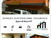 Commercial Spaces, Dinsley Junction Eastern Main Road, Tacarigua.