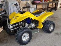 Atv 125cc, 3speed semi automatic with reverse