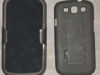 Samsung S3 belt clip and screen protector