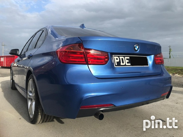 BMW 3-Series, 2014, PDE-3