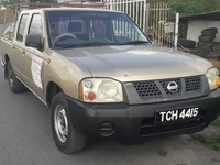 Nissan Frontier, 2008, TCH