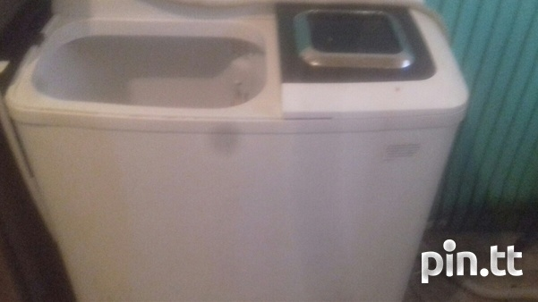 Twin tub washer-1