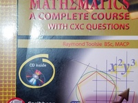 Mathematics Complete Course Volume One and Two