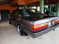 Toyota Crown, 1990, PBB