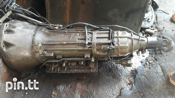RB25 5 speed transmission foreign used-1