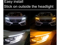 Daytime Running Lights - 2 Strips - 24 inches - Delivery TT30