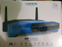 Wi-Fi Wireless Router - Linksys