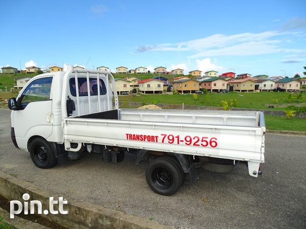 Transport for hire with Isuzu 3 ton truck and 1-1/4Ton Pickup.-4