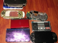 Games and parts