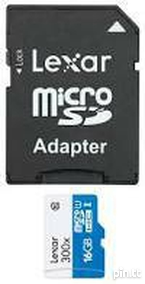 Memory cards and flash drives-3