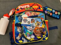 Paw Patrol 5Piece Backpack Set