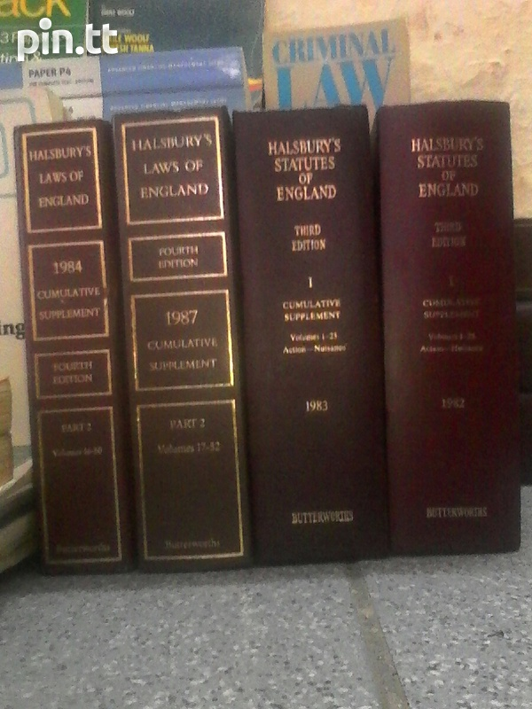 Law Books and Accounting Books-5