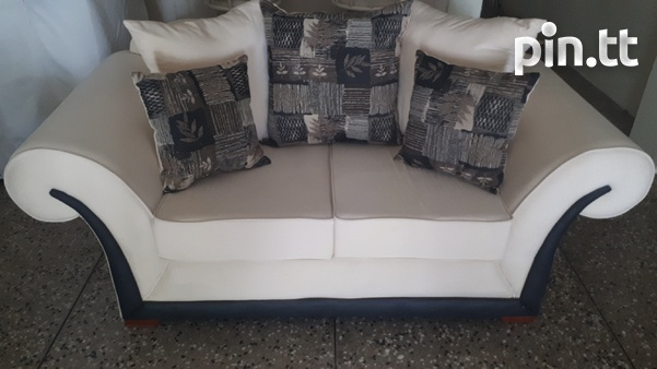Couch set - 3 pieces-1