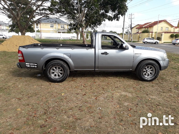 Ford Ranger, 2007, TCE-2