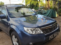 Subaru Forester, 2012, PCL