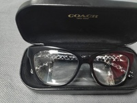 New Coach Frame Glasses