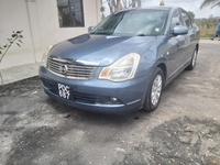 Nissan Sylphy, 2010, PDC